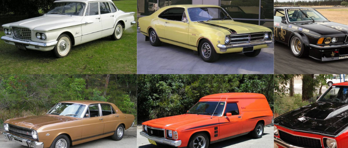Which is your favorite Classic Cars Australia