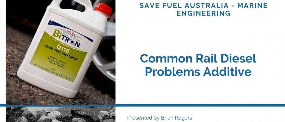 Common Rail Diesel Treatment