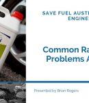 Common Rail Diesel Treatment